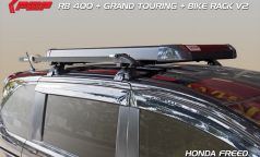 RB400 + BIKE RACK V2(A) + GRAND TOURING